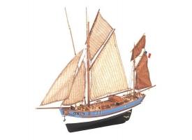 Сборная деревянная модель корабля Artesania Latina MARIE JEANNE, 1/50