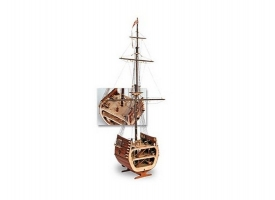 Сборная деревянная модель корабля Artesania Latina SAN FRANCISCO'S CROSS SECTION, 1/50