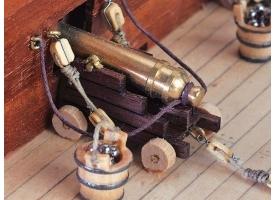 Сборная деревянная модель корабля Artesania Latina SAN FRANCISCO'S CROSS SECTION, 1/50 1