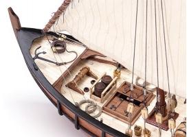 Сборная деревянная модель корабля Artesania Latina LA NIÑA, 1/65 1