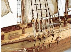 Сборная деревянная модель корабля Artesania Latina SCOTTISH MAID - CLASSIC COLLECTION, 1/50 1