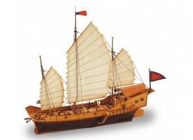 Сборная деревянная модель корабля Artesania Latina RED DRAGON - CLASSIC COLLECTION, 1/60