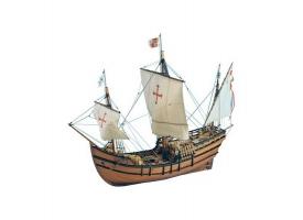 Сборная деревянная модель корабля Artesania Latina LA PINTA, 1/65
