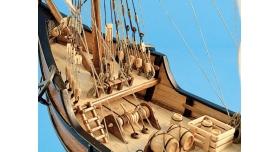 Сборная деревянная модель корабля Artesania Latina LA PINTA, 1/65 2