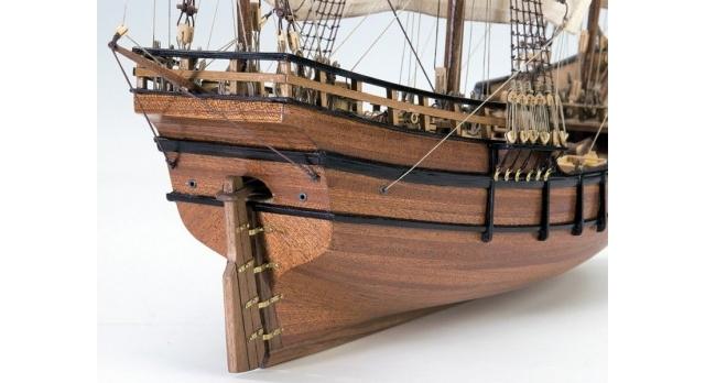 Сборная деревянная модель корабля Artesania Latina LA PINTA, 1/65 4