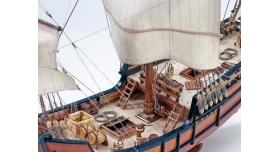 Сборная деревянная модель корабля Artesania Latina LA PINTA, 1/65 5