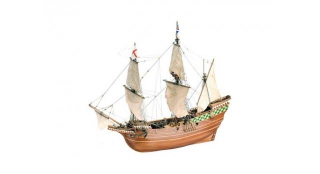 Сборная деревянная модель корабля Artesania Latina MAYFLOWER, 1/60 1
