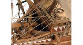 Сборная деревянная модель корабля Artesania Latina MAYFLOWER, 1/60 5