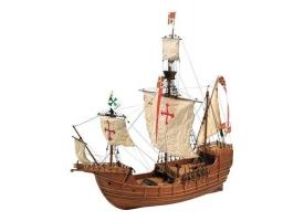 Сборная деревянная модель корабля Artesania Latina SANTA MARIA C., 1/65