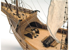 Сборная деревянная модель корабля Artesania Latina SANTA MARIA C., 1/65 1