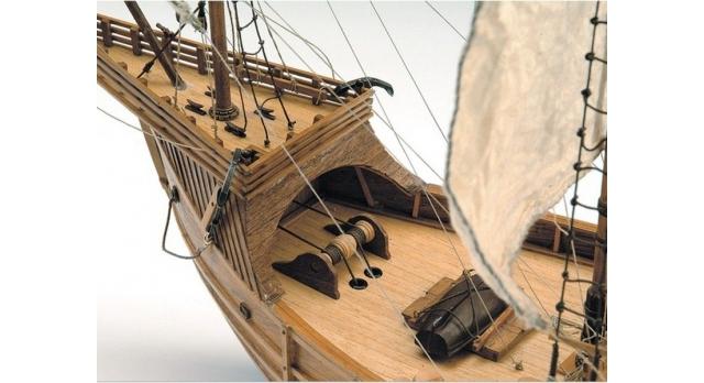 Сборная деревянная модель корабля Artesania Latina SANTA MARIA C., 1/65 2