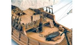 Сборная деревянная модель корабля Artesania Latina SANTA MARIA C., 1/65 5