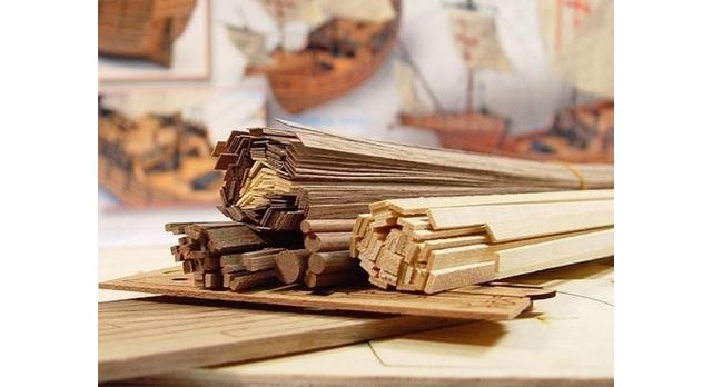 Сборная деревянная модель корабля Artesania Latina SANTA MARIA C., 1/65 7