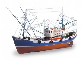 Сборная деревянная модель корабля Artesania Latina CARMEN II - CLASSIC COLLECTION, 1/40