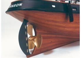 Сборная деревянная модель корабля Artesania Latina SANSON, 1/50 1