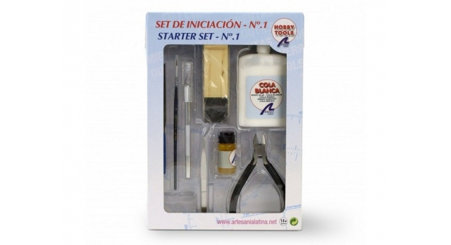 Инструмент Artesania Latina Базовый набор инструмента судомоделиста 2