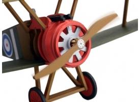 Собранная деревянная модель самолета Artesania Latina SOPWITH CAMEL BUILT 1