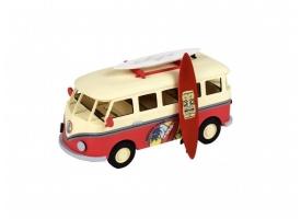 Собранная деревянная модель автомобиля Artesania Latina SURFER'S VAN BUILT