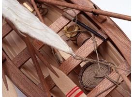 Сборная деревянная модель корабля Artesania Latina PROVIDENCE - NEW ENGLAND'S WHALEBOAT, 1/25 1