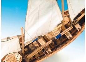Сборная деревянная модель корабля Artesania Latina SAINT MALO, 1/20 1