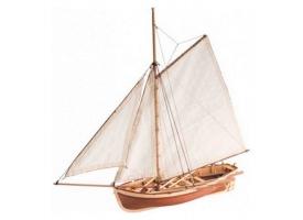 Сборная деревянная модель шлюпки корабля Artesania Latina BOUNTY'S, 1/25