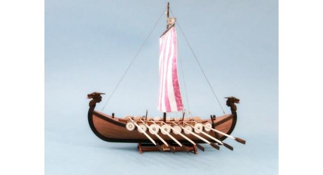 Сборная деревянная модель корабля Artesania Latina NEW VIKING, 1/75 3