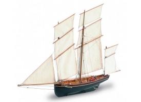 Сборная деревянная модель корабля Artesania Latina Maqueta de Barco en Madera: La Cancalaise, 1/50