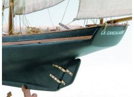 Сборная деревянная модель корабля Artesania Latina Maqueta de Barco en Madera: La Cancalaise, 1/50 1