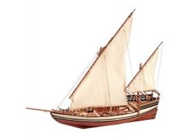 Сборная деревянная модель корабля Artesania Latina SULTAN ARAB DHOW, 1/41