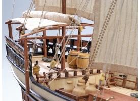 Сборная деревянная модель корабля Artesania Latina SULTAN ARAB DHOW, 1/41 1