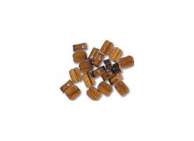 Одинарный блок 3 мм (20шт) орех