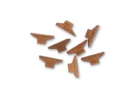Утки -орех- 6x12  мм (8 шт)