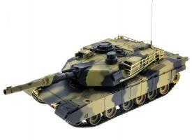 Р/У танк Heng Long 1/24 Battle M1A1 ABRAMS, стреляет шариками, RTR
