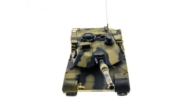 Р/У танк Heng Long 1/24 Battle M1A1 ABRAMS, стреляет шариками, RTR 2