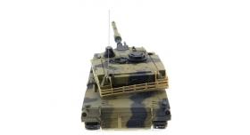 Р/У танк Heng Long 1/24 Battle M1A1 ABRAMS, стреляет шариками, RTR 4