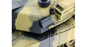 Р/У танк Heng Long 1/24 Battle M1A1 ABRAMS, стреляет шариками, RTR 6