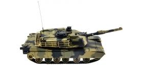 Р/У танк Heng Long 1/24 Battle M1A1 ABRAMS, стреляет шариками, RTR 7