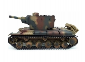 P/У танк Torro KV-2 1/16  2.4G, зеленый, ВВ-пушка