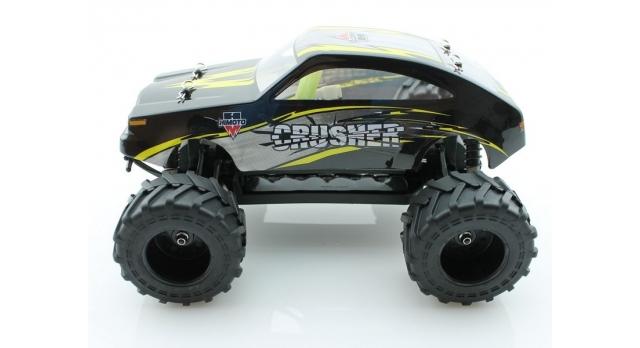 Радиоуправляемый монстр Himoto Crasher 4WD 2.4G 1/18 RTR 2