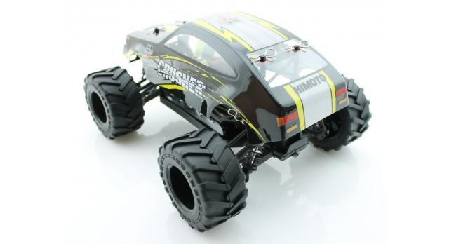 Радиоуправляемый монстр Himoto Crasher 4WD 2.4G 1/18 RTR 3