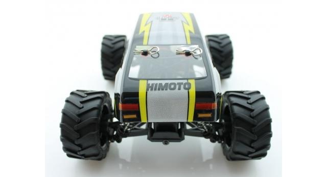 Радиоуправляемый монстр Himoto Crasher 4WD 2.4G 1/18 RTR 4