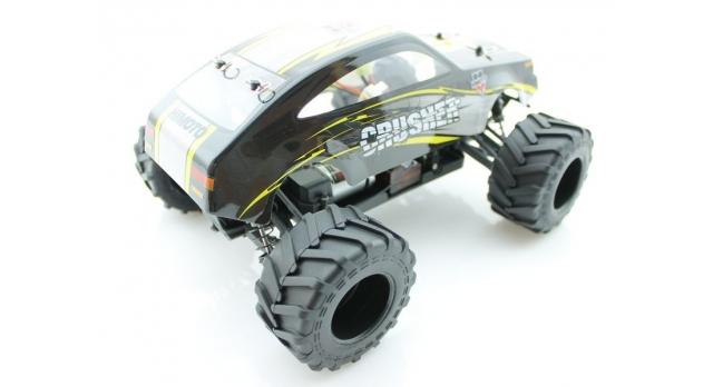 Радиоуправляемый монстр Himoto Crasher 4WD 2.4G 1/18 RTR 5