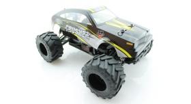 Радиоуправляемый монстр Himoto Crasher 4WD 2.4G 1/18 RTR 8