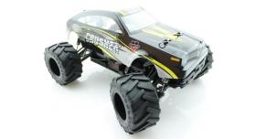 Радиоуправляемый монстр Himoto Crasher 4WD 2.4G 1/18 RTR 9