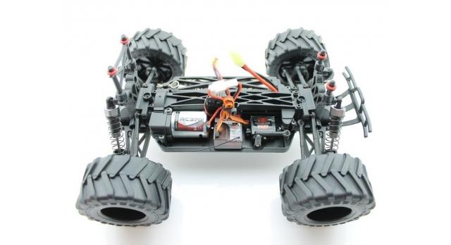 Радиоуправляемый монстр Himoto Crasher 4WD 2.4G 1/18 RTR 10