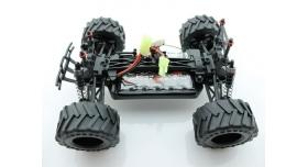 Радиоуправляемый монстр Himoto Crasher 4WD 2.4G 1/18 RTR 11
