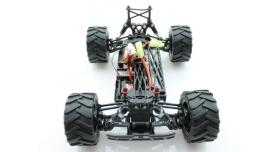 Радиоуправляемый монстр Himoto Crasher 4WD 2.4G 1/18 RTR 12