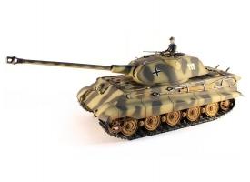 Р/У танк Taigen 1/16 KingTiger (Германия) HC 2.4G RTR