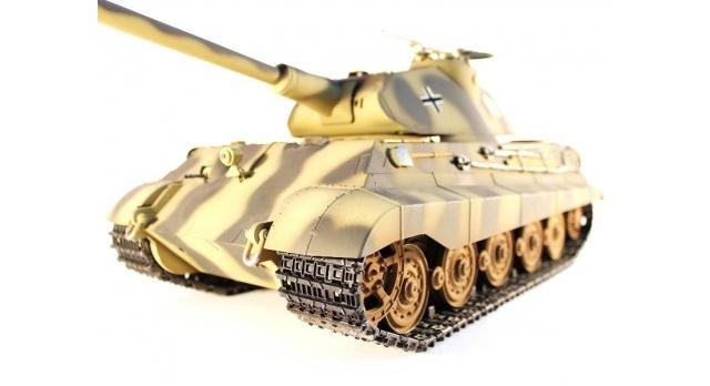 Р/У танк Taigen 1/16 KingTiger (Германия) HC 2.4G RTR 3