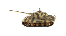 Р/У танк Taigen 1/16 KingTiger (Германия) HC 2.4G RTR 8